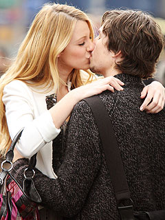 Serena's New Guy: He Kissed a (Gossip) Girl!