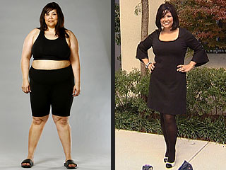 Biggest Loser: Renee's Before & After Photo