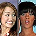 Bad Hair Days and More: Stars' Biggest Beauty Blunders | Miley Cyrus