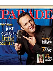 Vince Vaughn: I Talk to Jennifer Aniston 'Constantly'