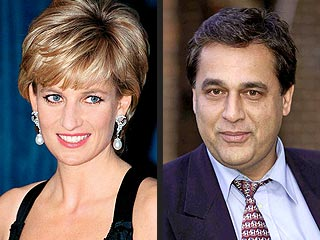 Princess Diana's Former Lover Breaks Silence