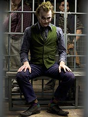 Theater Owners See Heath Ledger's Joker