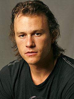 Friends Mourn Heath Ledger in Second L.A. Service