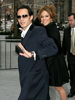 Jennifer Lopez & Marc Anthony Celebrate with a Baby Shower