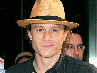 AUDIO: Heath Ledger Talks About His Career