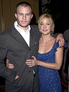 Kate Hudson Remembers Heath as 'Loved' - Tributes, Heath Ledger ...