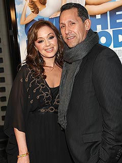 Leah Remini 'Auditioning' to Be a Godparent for J.Lo