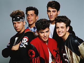 New Kids on the Block to Appear on Today Show