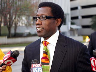 Wesley Snipes: 'I'm Looking Forward to Being Free'
