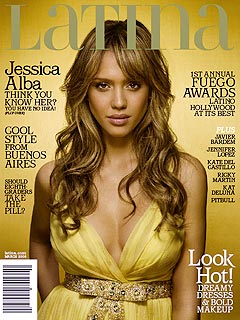 Jessica Alba Speaks Out About Her Latina Roots