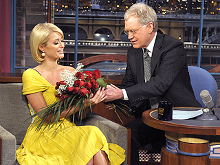 VIDEO: David Letterman Apologizes to Paris Hilton