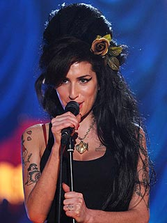Amy Winehouse: 'I'm So Proud and Happy'