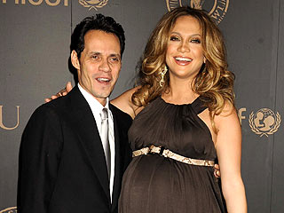 EXCLUSIVE: Jennifer Lopez & Marc Anthony Welcome Twins!