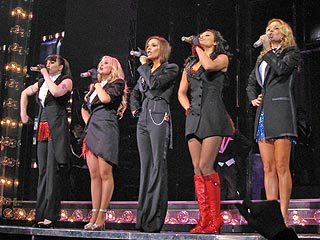 Spice Girls Say Final Farewell