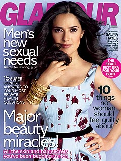 Salma Hayek: 'I Was Born to Have This Girl'