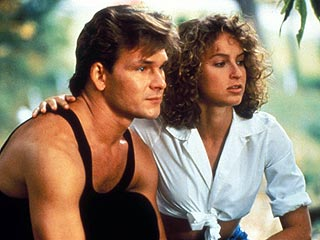 Jennifer Grey: I Remember Being in Patrick Swayze's Arms