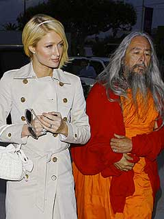 Paris Hilton's 'Guru' Revealed