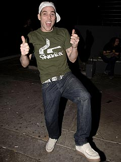 Steve-O Tells Friends: I'm Paying for My Self-Destructive Behavior