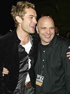 Jude Law Deeply Saddened by Anthony Minghella's Death