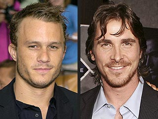 Christian Bale: Heath Ledger 'Did One Hell of a Job'
