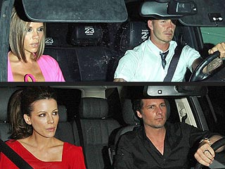 The Beckhams' Weekend: Date Night & Museum Trip