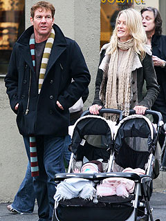 Dennis Quaid: 'Happy Ending' After Twins' Medical Scare