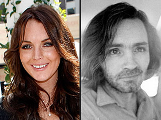 Lindsay Lohan to Star in Charles Manson Movie