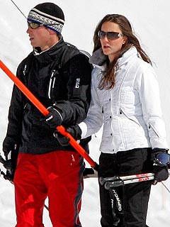 Could Prince William's Romantic Ski Break Point to Engagement?