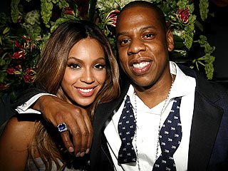MARRIED! Beyoncé and Jay-Z