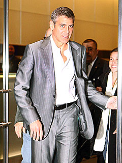 Fashion Police Investigate George Clooney Fraud