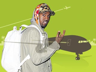 Kanye West Takes Flight with New Travel Venture