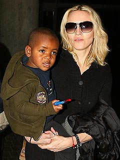 Madonna's Adoption of David Nearly Final
