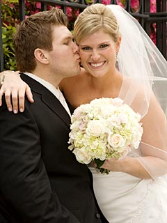 Biggest Loser Couple Amy and Marty Wed