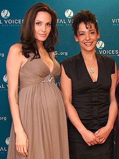 Angelina Jolie Honors Mariane Pearl in D.C.
