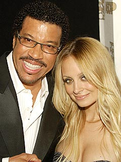 Lionel Richie Nicknames Nicole&#39;s Daughter &#39;The Mouse&#39;