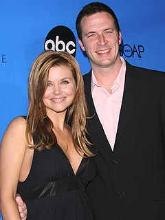 Tiffani Thiessen Is Torn Between Work and Motherhood