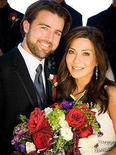 24's Marisol Nichols Gets Married
