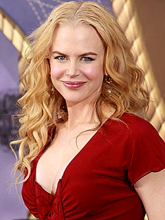 Nicole Kidman Suffering 'Severe Morning Sickness'