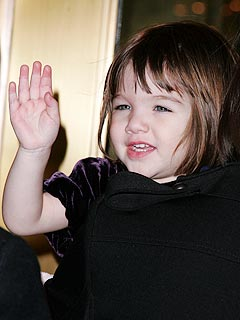 Suri Cruise Turns 2 Years Old