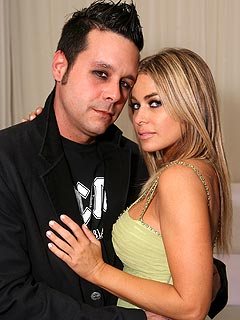 Carmen Electra Engaged to Rob Patterson