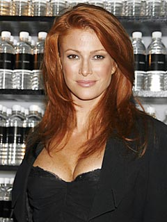 Model Angie Everhart Arrested for DUI