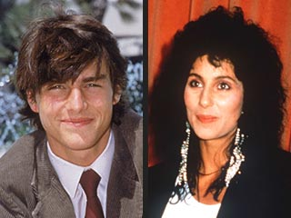 Cher Reveals Tom Cruise Crush