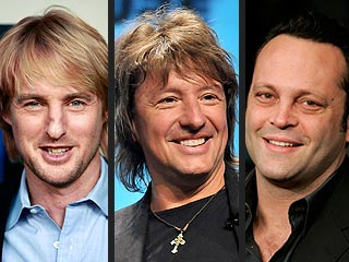 Owen Wilson's Weekend with Richie Sambora and Vince Vaughn