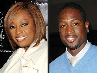 NBA's Dwyane Wade Defends 'Friendship' with Star Jones