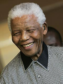 Stars to Celebrate Nelson Mandela's 90th Birthday at London Concert