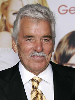 Dennis Farina Formally Charged for Carrying Gun at LAX