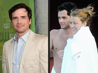 Gossip Girl&#39;s TV Dad: Penn & Blake &#39;Good for Each Other&#39;
