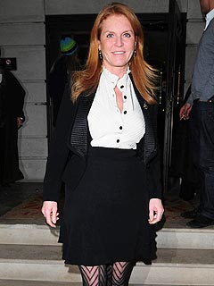 Sarah Ferguson: I Was Drinking at Time of Video Sting
