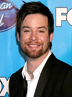 Idol Winner David Cook Has 'No Expectations'