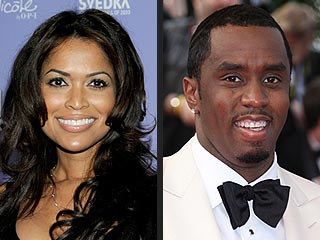 Tracey Edmonds & Diddy: We're Not Dating